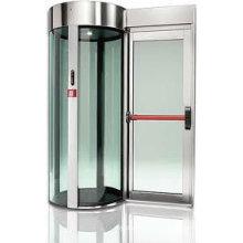 Automático ATM porta (cabine de segurança)