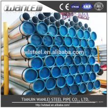 Boa qualidade quente mergulhado galvanizado gi tubos de aço produtos