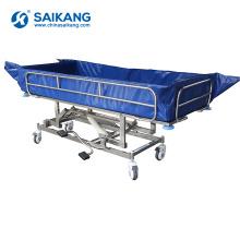 SK005-10H motorizou a cama elétrica do banho do tratamento hospitalizante