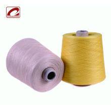 serviço de ações macio fresco 100% fios de linho tricô