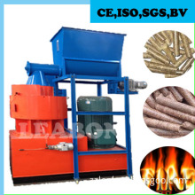 CE Biomass Corn Stalks Wheat Straw Pellet Press Machine