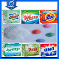 Blaue Speckles für Wäschepulver verwenden