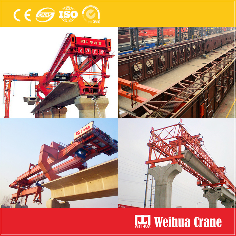 Highway Beam Erection Crane