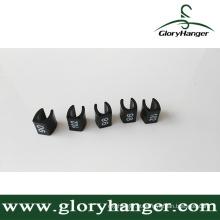 Plástico pano cabide Sizer (GLPZ008)
