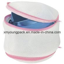 Kundenspezifische Nylon Mesh BH Wäscherei Waschbeutel