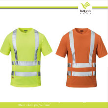 Professional Workwear Traffic Safety T-Shirt (U-07)