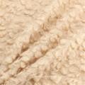 Tecido de lã de poliéster 100% para vestuário das mulheres