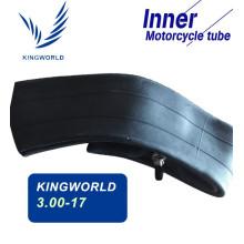 3.00-17 tubos para motocicleta feitos de material de borracha de alta resistência