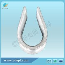 Carbon Steel Thimble Clevis