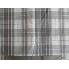 Baumwolle prüft Garn dünne T-Shirt Stoff eingefärbt