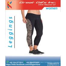 custom women fashion leggings / fashion tights / gym leggings