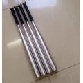 Hot Aluminum Alloy Popular Silver No Printing Polishing Baseball Bat