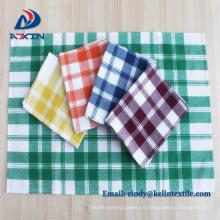 Mallorca barato algodón jacquard línea cocina toalla de té plato de tela toalla de cocina