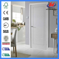 HDF Wood Door 2 Way Swing Door Hinges MDF Romania Door