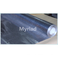 Reflective Aluminum foil woven fabric with PE material