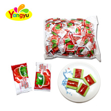Packing in bulk Halal Frtuis Bubble Gum with Jelly Candy