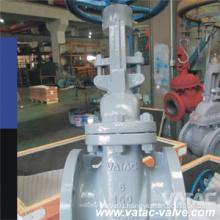 Vatac Carbon Steel API 600 RF Flange Cast Gate Valve