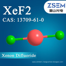 Xenon Difluoride CAS: 13709-61-0 XeF2 99.9% 3N For Semiconductor Etching
