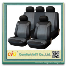 Cheap competitive price custom printed pu leather car seat covers
