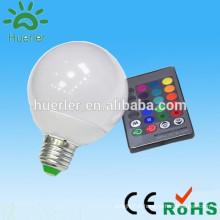 10w e27 e26 b22 e27 rgb led lumière change de couleur rgb led puck light rgb light