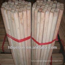 1.8M long natural wooden broom handle