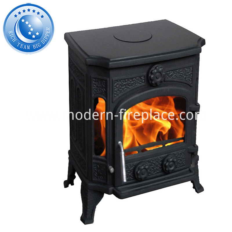 90kg Best Cast Iron Wood Stoves