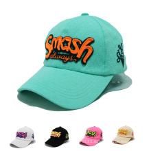 Взрослых мода сморщенный хлопок Бейсбол Спортивная шапка (YKY3006)