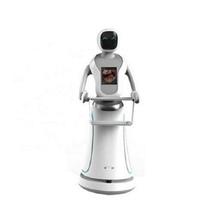 Automatischer Hindernisvermeidungsroboter mit LED-Anzeige