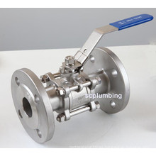 3-PC Flanged Ball Valve (DIN)