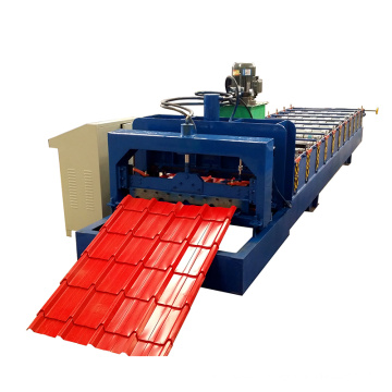 840 roof tile zinc making galvanized corrugated roofing sheet making machine