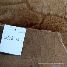 Vente en gros Tissu en fibre de brosse en fibre de verre Long Tissu en peluche