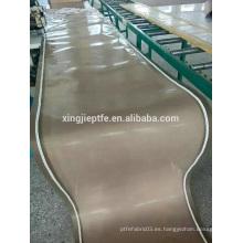 Productos de alta temperatura de la cinta transportadora del teflón de la alta calidad de China