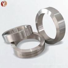 O anel Gr2 Titanium forjou o anel ASTM B381 for sale
