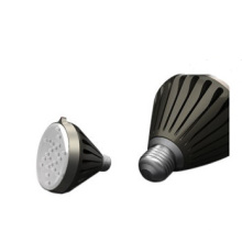 Moldura LED de fundição de alumínio com revestimento em pó