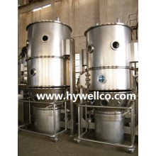 Good User Reputation for High Efficient Fluid Dryer Boiling and Fluid Bed Granulator supply to Bermuda Importers