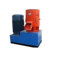 Automatic Lubricating Biomass Wood Flat Die Pellet Machine