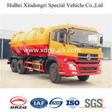 15cbm Sewage Suction Truck with Good Quality
