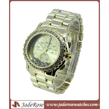 Acid Gold Men′s Wrist Watch Wit Quartz
