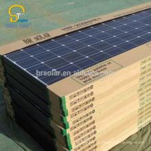 Painel solar monocristalino e poli da eficiência elevada da classe A IEC 61215 CE certificated
