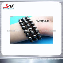 top quality Polishing Permanent wrap Magnetic Bracelet