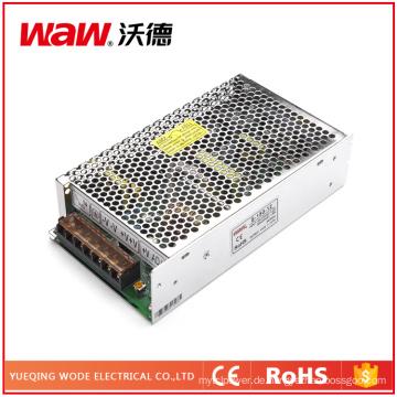 150W 24V 6A Schaltnetzteil mit Kurzschlussschutz