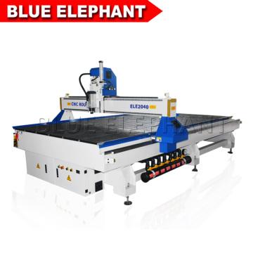 ELE- 2040 máquina de carpintería enrutador cnc con DELTA inversor