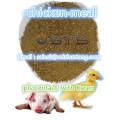 Repas de poulet pour nourrir les animaux avec la meilleure qualité