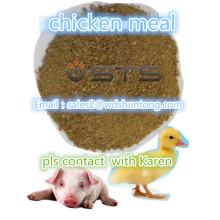 Refeição de frango aditivo alimentar para venda quente de aves de capoeira