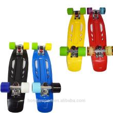2016 лучших 22 дюймов пластиковые скейтборд для продажи с низкой ценой