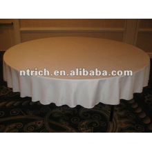 Cheap and High Quality Wedding Tablecloths,100%Polyester Tablecloth
