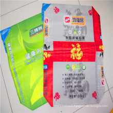 PP and Paper Valve Bag with Cement Packaging