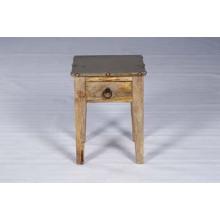Nova mesa de madeira de mango sólido de nova chegada