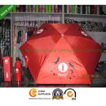 Bouteille sport cinq plié parapluie de Promotion (BOT-5619Z)