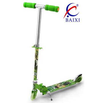 Melhores scooters com roda de PVC de 120 mm (BX-2M009)